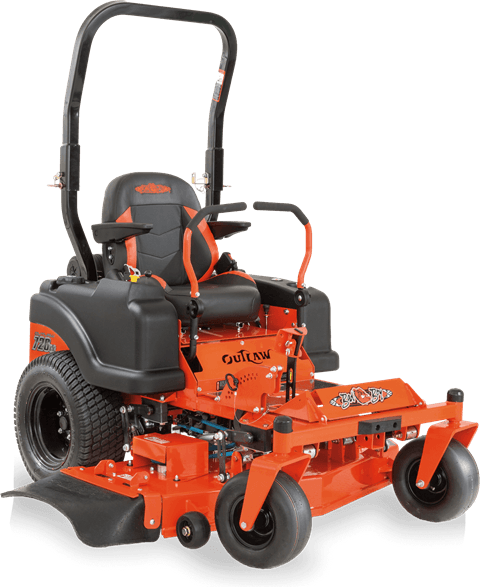 2016 Bad Boy Mowers 4800 (Kawasaki) Compact Outlaw in El Campo, Texas
