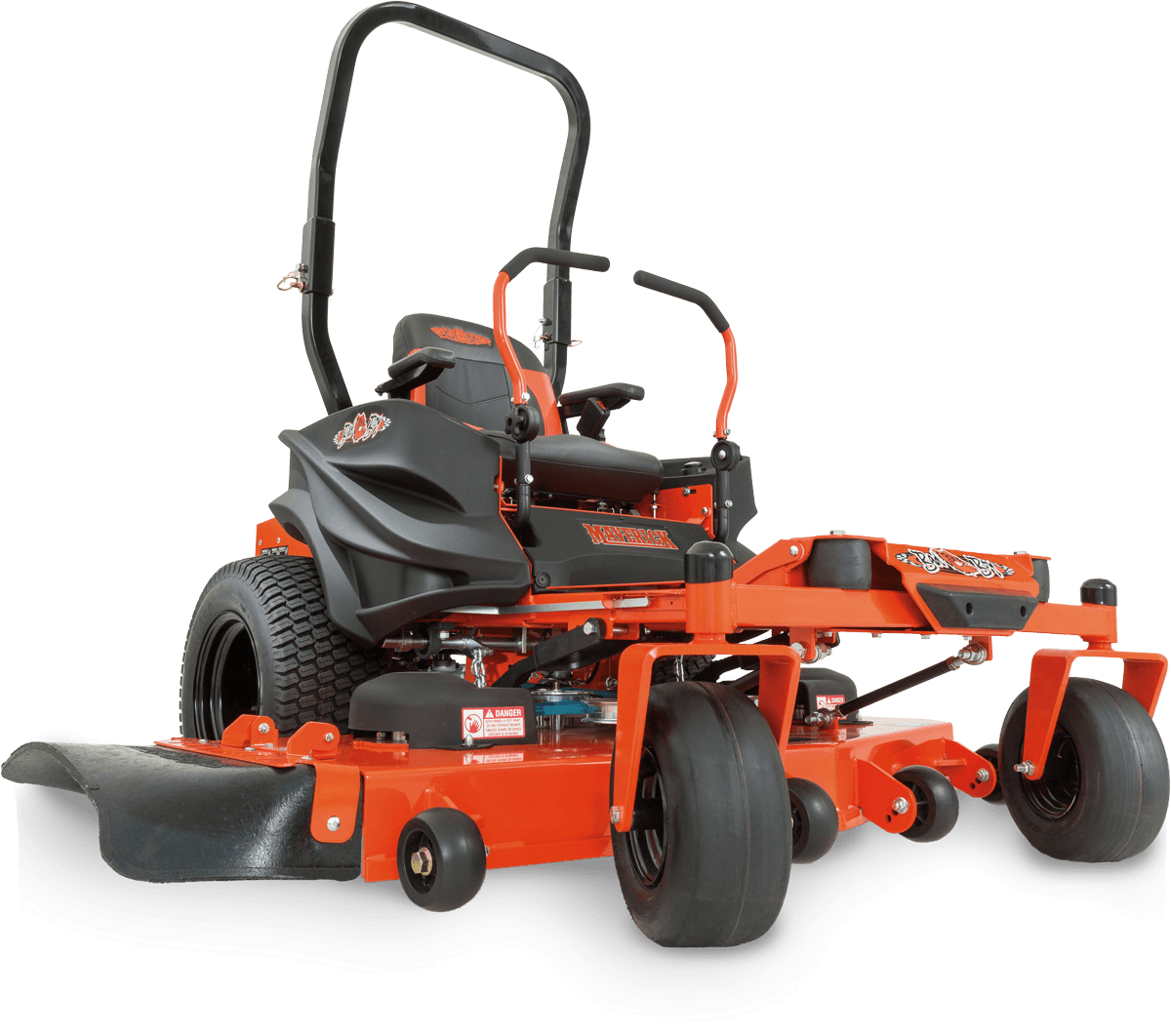 New 2016 Bad Boy Mowers 4800 (Kawasaki) Maverick Lawn