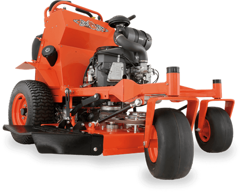2016 Bad Boy Mowers 4800 (Kawasaki) Outlaw Stand-On in El Campo, Texas