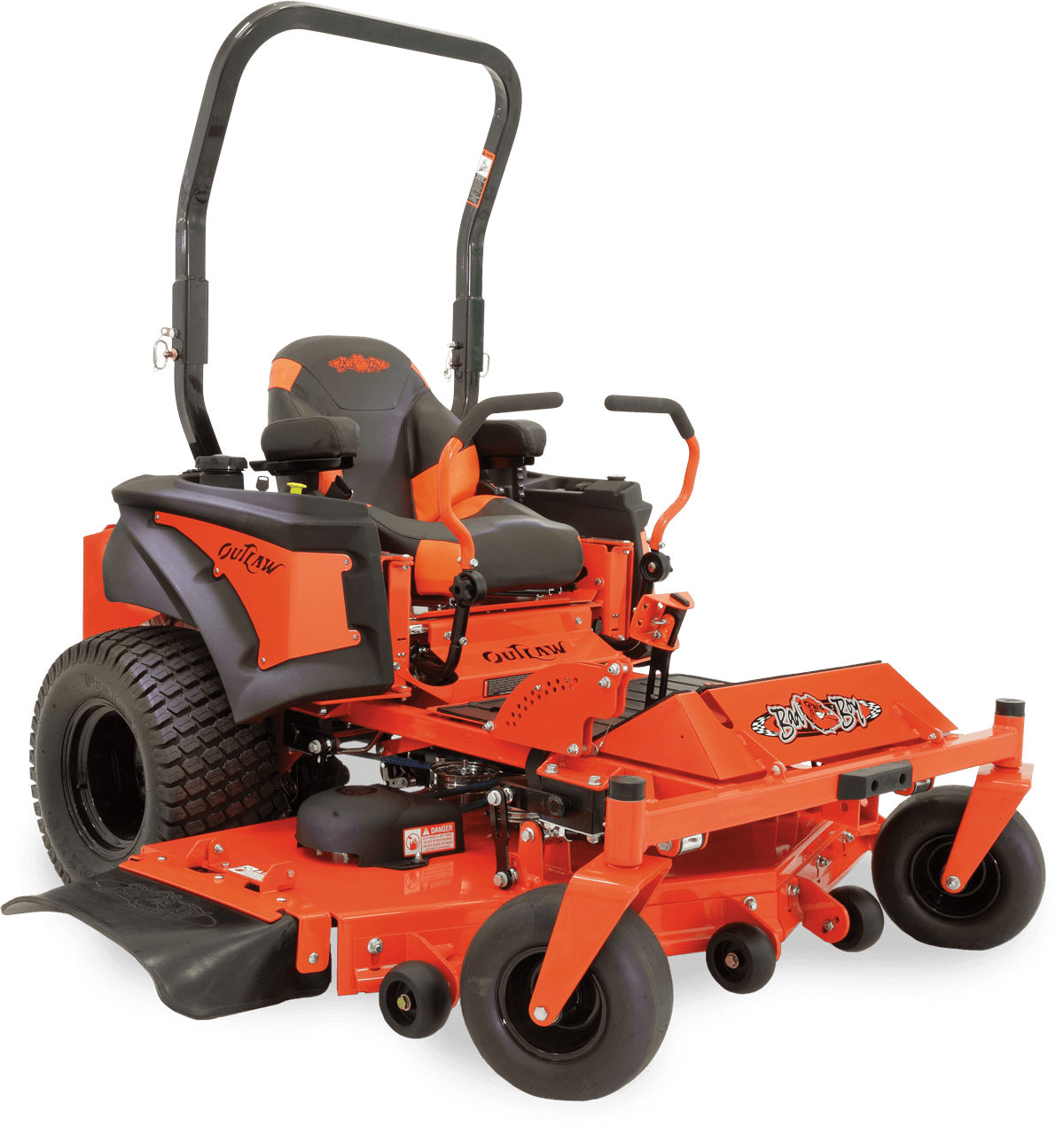 2016 Bad Boy Mowers 5400 (Kohler) Outlaw Extreme in El Campo, Texas