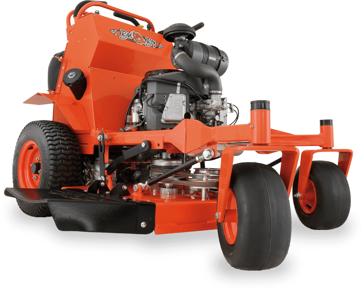 2016 Bad Boy Mowers 6100 (Kawasaki) Outlaw Stand-On in El Campo, Texas