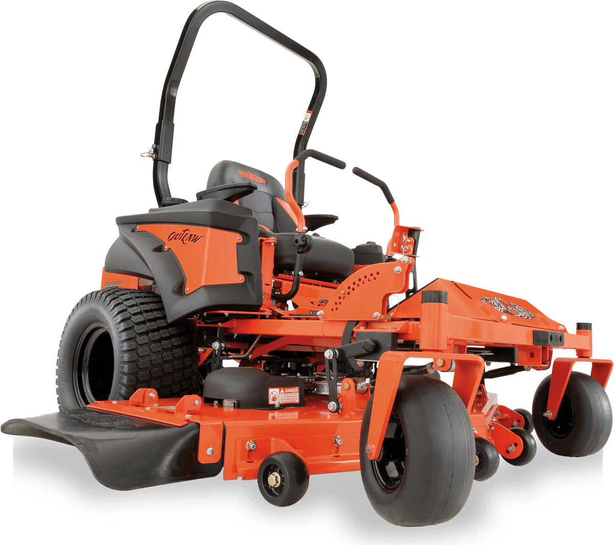 2016 Bad Boy Mowers 6100 (Vanguard) Outlaw in El Campo, Texas