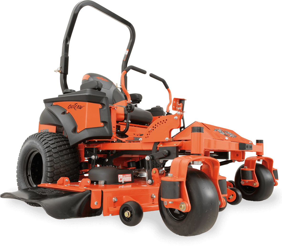 2016 Bad Boy Mowers 7200 (Kawasaki) Outlaw XP in Columbia, South Carolina