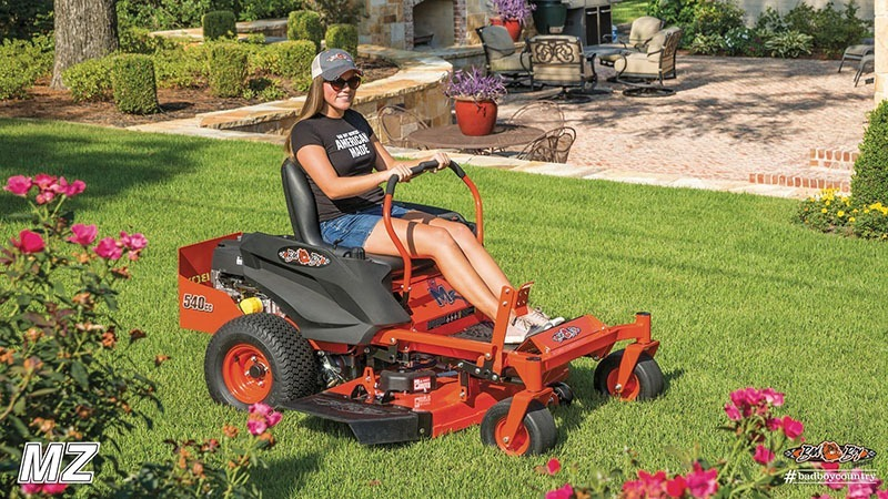 2017 Bad Boy Mowers 4200 (Briggs) MZ in Cedar Creek, Texas