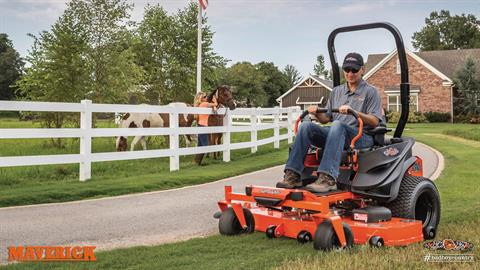 2017 Bad Boy Mowers 4800 (Kawasaki) Maverick in Saucier, Mississippi