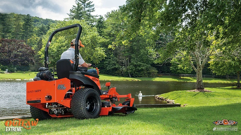 2017 Bad Boy Mowers 5400 Kohler Outlaw Extreme in Columbia, South Carolina
