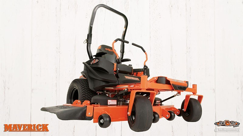 2017 Bad Boy Mowers 6000 (Kohler) Maverick in Terre Haute, Indiana