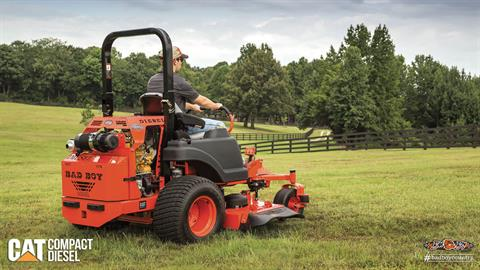2017 Bad Boy Mowers 6100 Compact Diesel (CAT) in Mechanicsburg, Pennsylvania