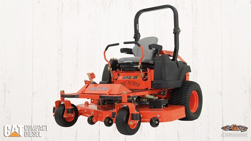 2017 Bad Boy Mowers 6100 Compact Diesel (CAT) in Chillicothe, Missouri