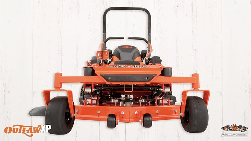 2017 Bad Boy Mowers 6100 Vanguard Outlaw XP in Gresham, Oregon