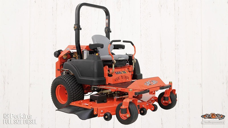 2017 Bad Boy Mowers 7200 Diesel Perkins in Talladega, Alabama