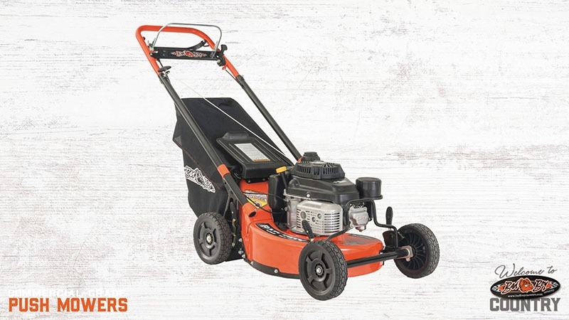 2018 Bad Boy Mowers 2100 Kawasaki Push Mower in Chillicothe, Missouri