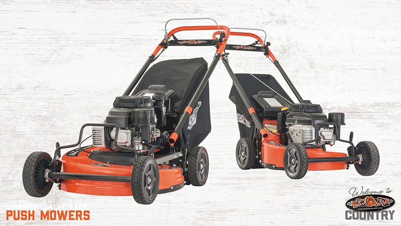 2018 Bad Boy Mowers 2500 Kawasaki Push Mower in Bandera, Texas