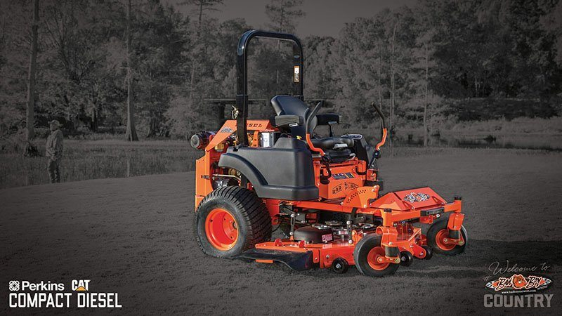 2018 Bad Boy Mowers 4200 Vanguard Compact Outlaw in Hutchinson, Minnesota