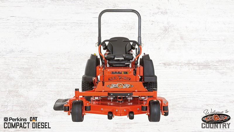2018 Bad Boy Mowers 4800 Kawasaki Compact Outlaw in Hutchinson, Minnesota