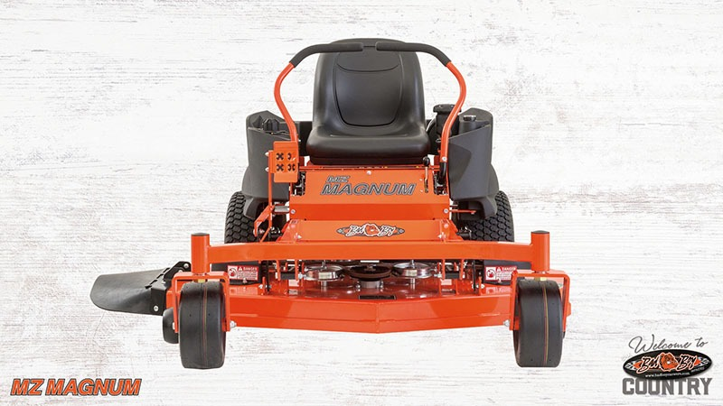 2018 Bad Boy Mowers 4800 Kawasaki MZ Magnum in Sandpoint, Idaho