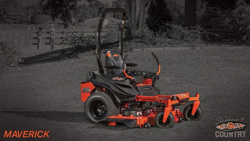 2018 Bad Boy Mowers 4800 Kohler Maverick in Sandpoint, Idaho