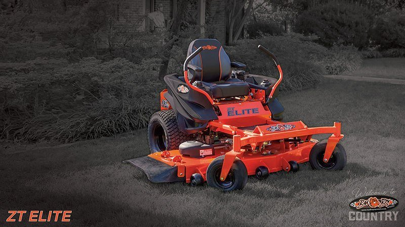 2018 Bad Boy Mowers 5400 Kawasaki ZT Elite in Twin Falls, Idaho