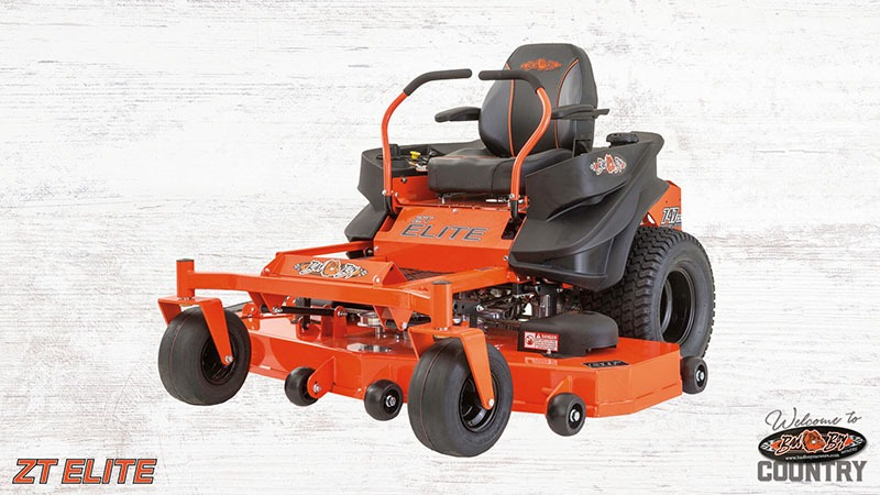 2018 Bad Boy Mowers 5400 Kawasaki ZT Elite in Stillwater, Oklahoma