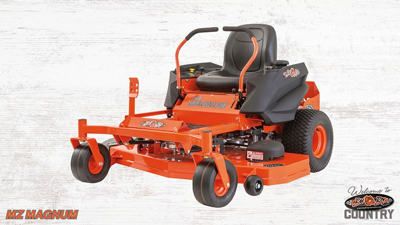 2018 Bad Boy Mowers 5400 Kohler MZ Magnum in Terre Haute, Indiana