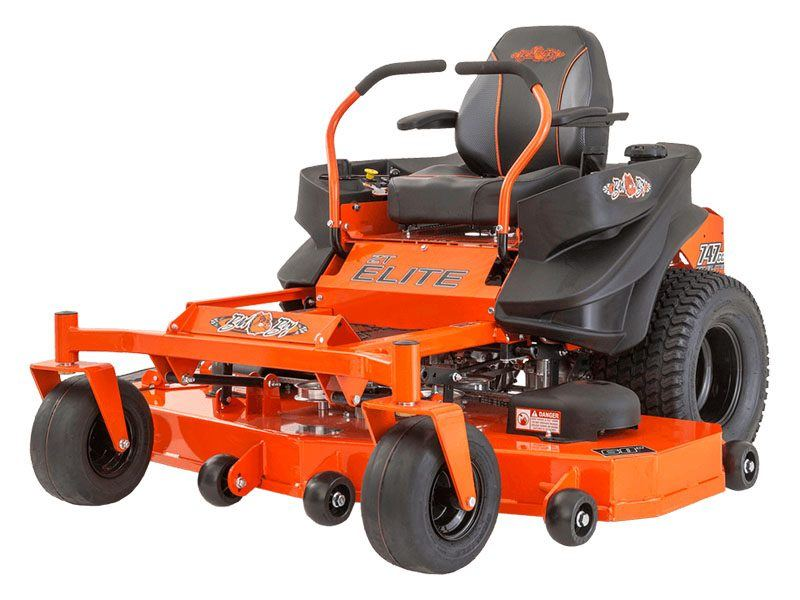 2018 Bad Boy Mowers 5400 Kohler ZT Elite in Terre Haute, Indiana