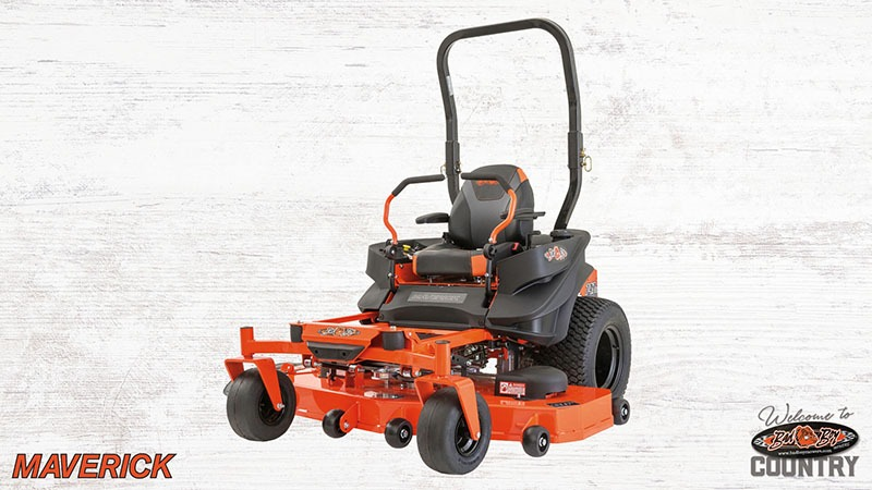 2018 Bad Boy Mowers 6000 Kawasaki Maverick in Sandpoint, Idaho