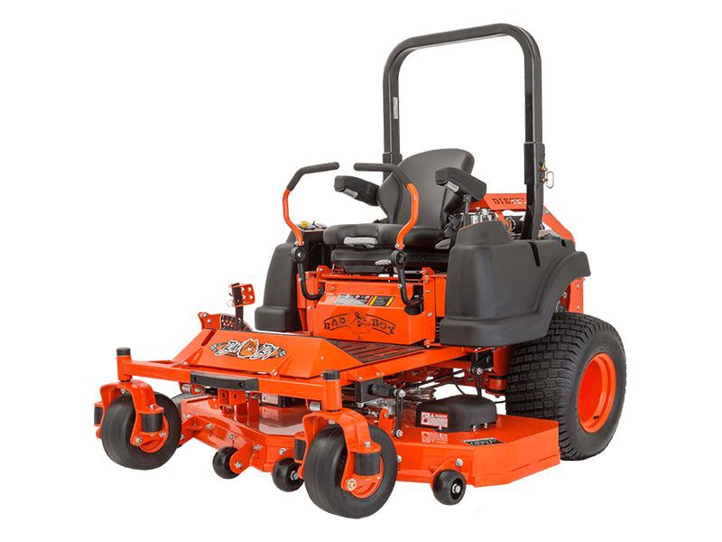 2018 Bad Boy Mowers 6100 Compact Diesel CAT in Stillwater, Oklahoma