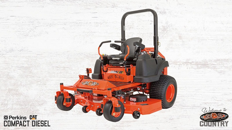 2018 Bad Boy Mowers 6100 Compact Diesel Perkins in Chanute, Kansas