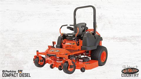 2018 Bad Boy Mowers 6100 Compact Diesel Perkins in Sandpoint, Idaho
