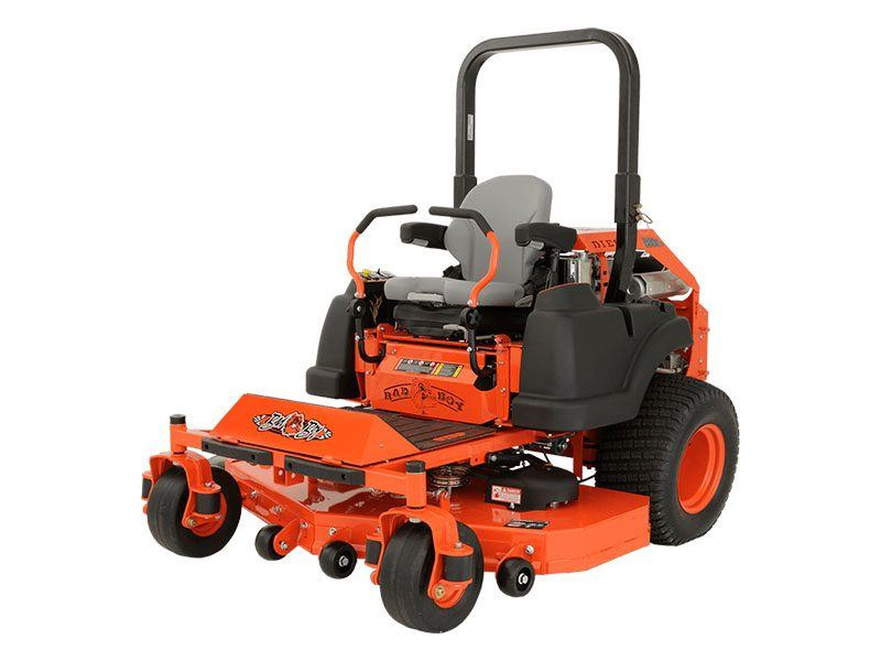 2018 Bad Boy Mowers 6100 Diesel Perkins in Bandera, Texas