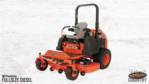 2018 Bad Boy Mowers 6100 Diesel Perkins in Cedar Creek, Texas