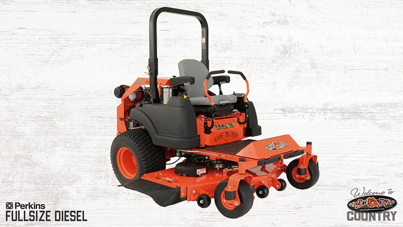 2018 Bad Boy Mowers 6100 Diesel Perkins in Longview, Texas - Photo 4