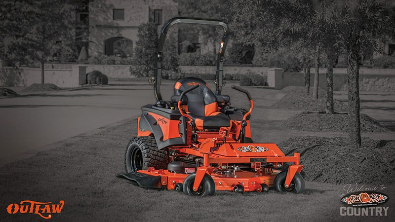 2018 Bad Boy Mowers 6100 Kawasaki Outlaw in Mechanicsburg, Pennsylvania