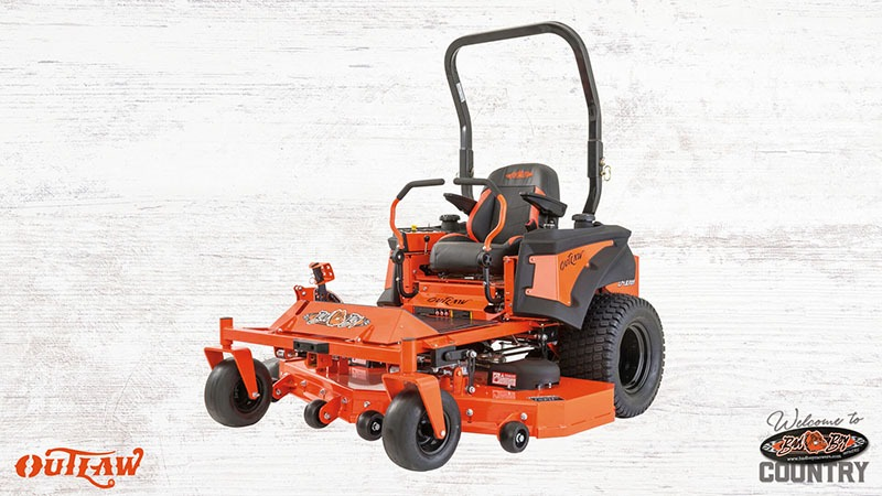2018 Bad Boy Mowers 6100 Kawasaki Outlaw in Hutchinson, Minnesota