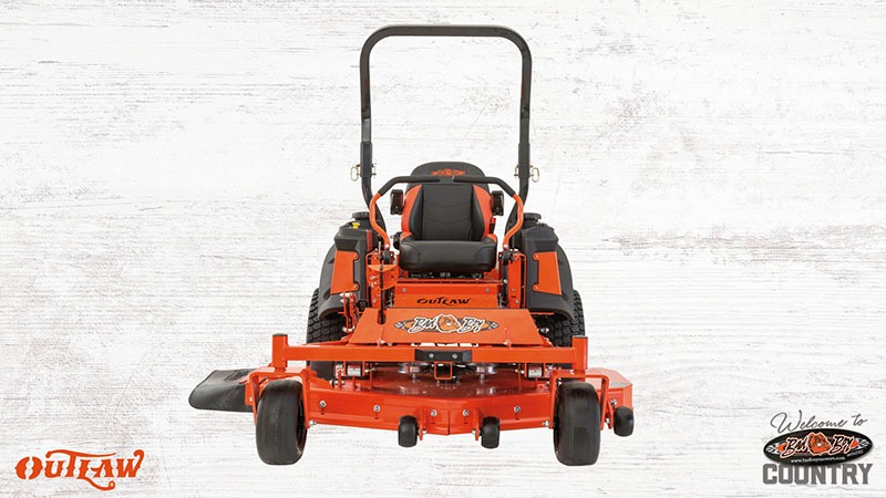 2018 Bad Boy Mowers 6100 Kawasaki Outlaw in Cedar Creek, Texas