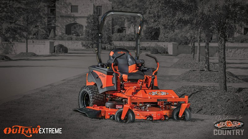 2018 Bad Boy Mowers 6100 Vanguard Outlaw Extreme in Chillicothe, Missouri