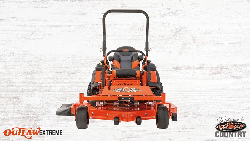 2018 Bad Boy Mowers 6100 Vanguard Outlaw Extreme in Saucier, Mississippi