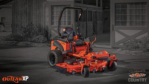 2018 Bad Boy Mowers 6100 Vanguard Outlaw XP in Mechanicsburg, Pennsylvania