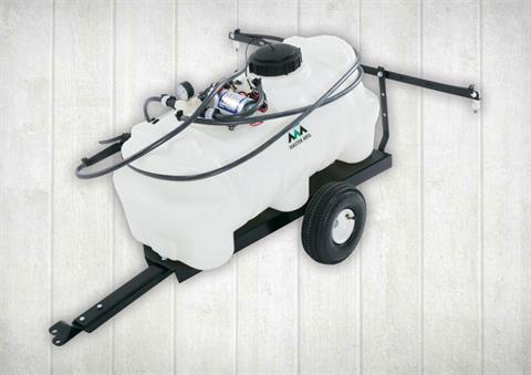 2018 Bad Boy Mowers Trailer Sprayer in Effort, Pennsylvania
