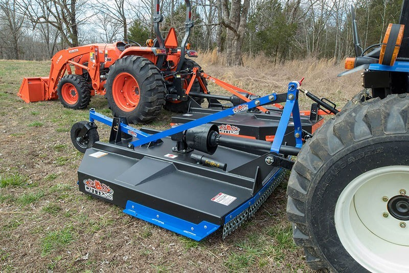 2019 Bad Boy Mowers 4-Foot Rotary Cutter in Effort, Pennsylvania - Photo 2