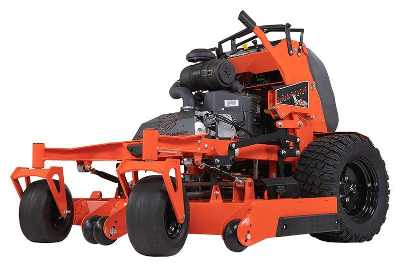 New 2019 Bad Boy Mowers 5400 Kawasaki Fx Revolt Orange Lawn Mowers