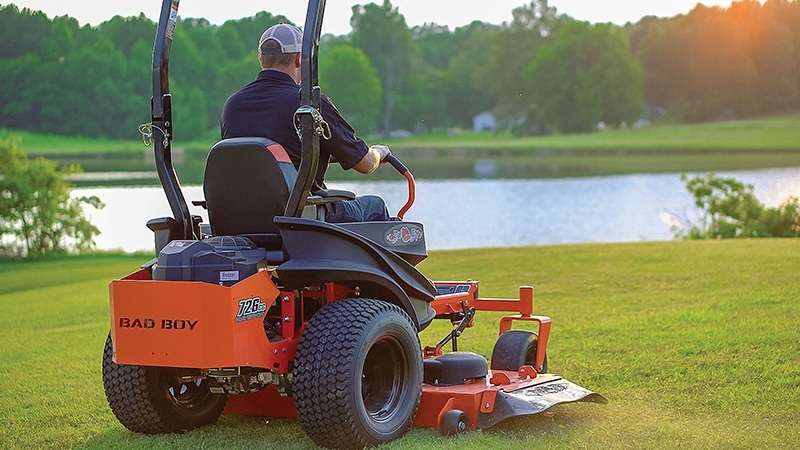 2019 Bad Boy Mowers Maverick 48 in. Kawasaki FS730 726 cc in Zephyrhills, Florida - Photo 5