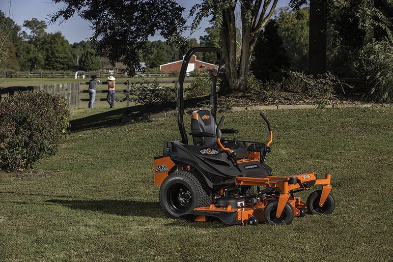 2019 Bad Boy Mowers Maverick 48 in. Kohler Confidant 747 cc in Zephyrhills, Florida - Photo 6