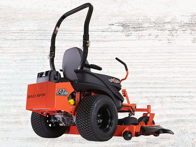 2019 Bad Boy Mowers Maverick 54 in. Kohler Confidant 747 cc in Gresham, Oregon - Photo 4