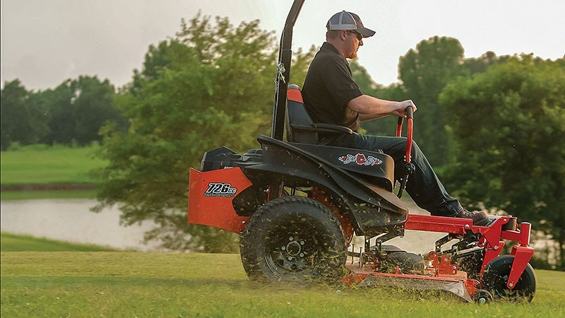 2019 Bad Boy Mowers Maverick 60 in. Kawasaki FS730 726 cc in Terre Haute, Indiana - Photo 2
