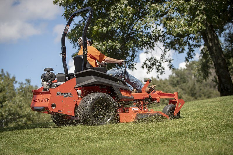 2019 Bad Boy Mowers Rebel 54 in. Yamaha 824 cc in Eastland, Texas - Photo 7