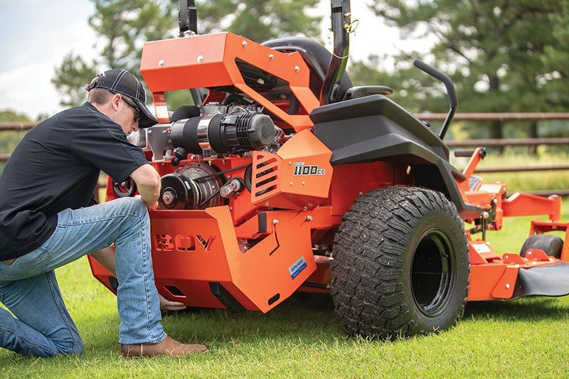 2019 Bad Boy Mowers Renegade 61 in. Perkins Diesel LC 1100 cc in Mechanicsburg, Pennsylvania - Photo 8