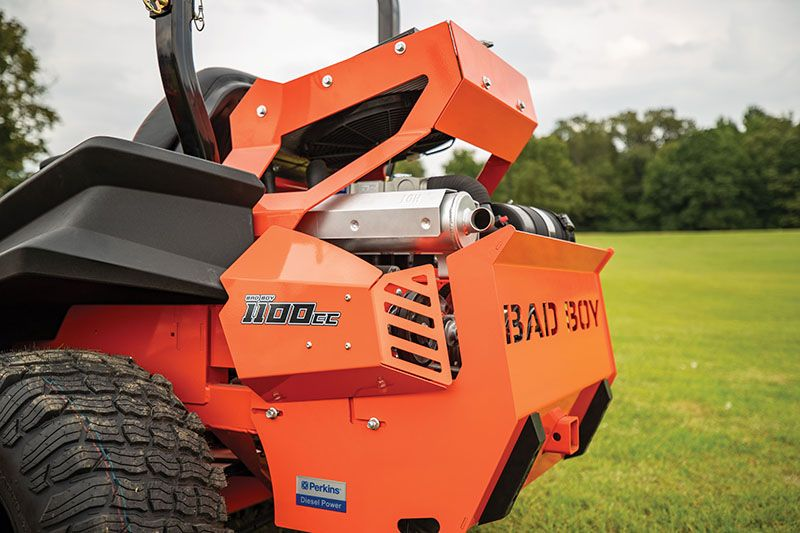 2019 Bad Boy Mowers Renegade 61 in. Perkins Diesel LC 1100 cc in Zephyrhills, Florida - Photo 9