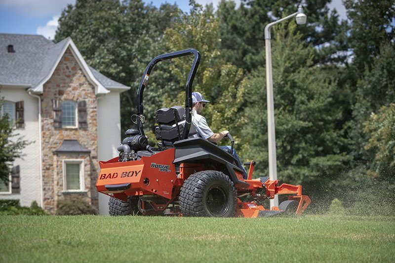 2019 Bad Boy Mowers Rogue 61 in. Kawasaki FX 999 cc in Mechanicsburg, Pennsylvania - Photo 9