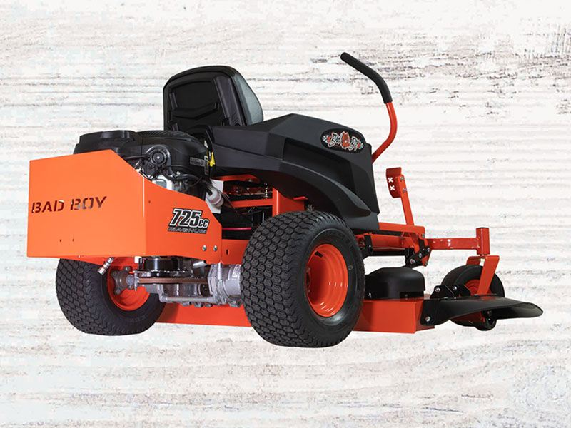 2019 Bad Boy Mowers MZ Magnum 54 in. Kohler Pro 7000 725 cc in Terre Haute, Indiana - Photo 4